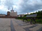 Monument Lenin Piata Presei