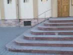 Handrail Biserica