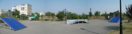 Skatepark Ploiesti Vest