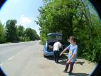 Skating The Fish Trip @ Drobeta-Turnu Severin