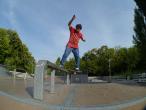 Skatepark IOR Bucuresti