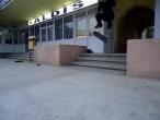 Mihai Ene - 14 ani, Calarasi - FS Kickflip