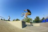 Industrial Skatepark Reopening Day
