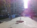 Intregul skatepark
