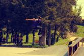 Concurs de skate in Resita