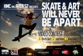 HMC and Area52 video contest