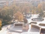 Monumentul Eroilor @ Parcul Municipal