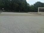 Flat-ul din fata monumentului
