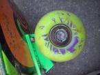 Skate Complet Zero Thunder Spitfire Bones
