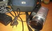 Camera video Sony DCR-SR36 cu obiectiv Wideangle