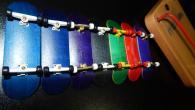 Fingerboard din lemn