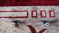Skate complet,size 8