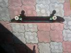 Skateboard Almost double impact