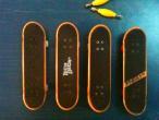 4 Fingerboarduri Custom Tech Deck