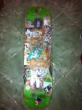 Deck almost skateboards;Axe Speed Demons;Roti Almost skateboards 53mm.;Rulmenti Speed Demons GOLD Abec 7