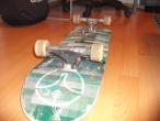 deck alien workshop+roti pig+axe theeve+placa trap