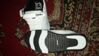 DVS J-DUBS White Pro Model Jeron Wilson  Size: 45 (11 US)