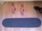 skateboard oxelo play 5 pentru avansati