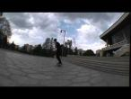 Alexandru Costin - speed line 5-0, bs boardslide @ Craiova
