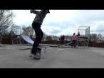 "Dragos Popa - Bs Crooked @ Calarasi ""Skatepark Calarasi"""