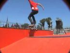 "Alexandru Costin - Fs Nosegrind @ Constanta ""Skatepark Gravity"""