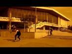 "Alexandru Costin - Line 5-0,boardslide @ Craiova ""Teatru"""