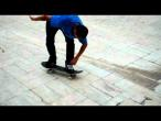 """Razvan Popescu - 180 Backfoot Pressure Flip @ Bucuresti """"Tunuri"""""""