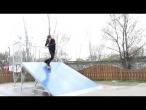 """Alexandru Costin - Ollie, Bs Kickflip, Bs180 @ Calarasi """"Skatepark Calarasi"""""""