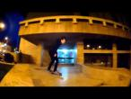 Alexandru Costin - fs 50-50 kinked ledge @ Craiova