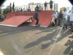 """Razvan Popescu - Bs 5-0 @ Constanta """"Skatepark Gravity"""""""