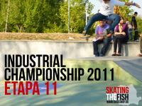 Industrial Championship 2011 - Etapa 11 @ Bucuresti - Skatepark Tineretului