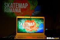 Lansare Skatemap Romania @ Bucuresti - Saint Ink, Str Doamnei nr 3