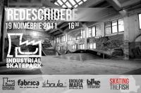 Industrial Skatepark Reopening Day @ Bucuresti - Strada 11 Iunie Nr 40