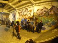 Redeschidere Industrial Skatepark @ Bucuresti