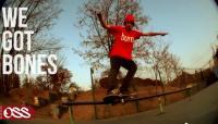 We Got Bones Full Skate Video