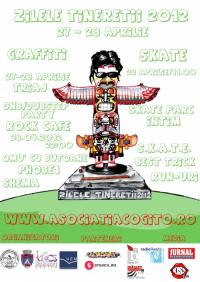 Concurs de skate in Resita @ Resita, Caras-Severin