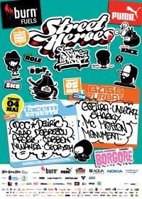 Street Heroes Spring Break editia a 3-a @ Bucuresti - Skatepark Tineretului
