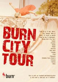 Burn City Tour 2012
