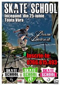 Skate School @ Piatra Neamt, Neamt