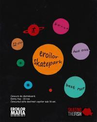 Schuette Skate Contest @ Bucuresti