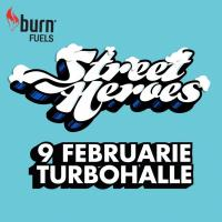 Street Heroes Cool as Ice 2013 @ Bucuresti - Turbohalle