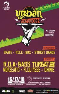 Urban inFusion Fest 2013 @ Bucuresti