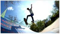 Purple Steez: Paste fericit in Eroilor Skatepark @ Bucuresti