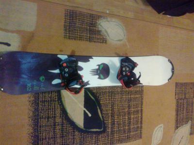 Snowboard STUF Scull