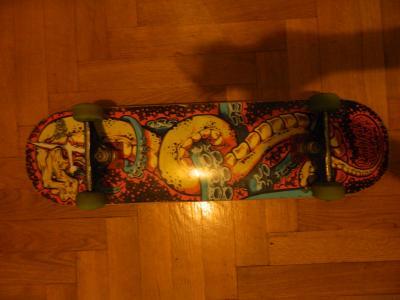 Skate complet Antiz