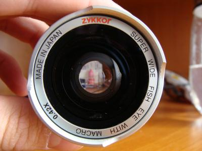 Fisheye 37mm