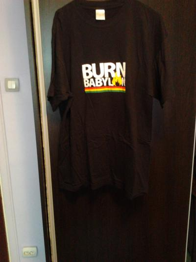 tricou Babilon Burn