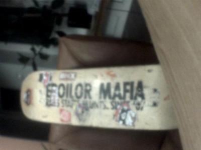 Placa Eroilor Mafia