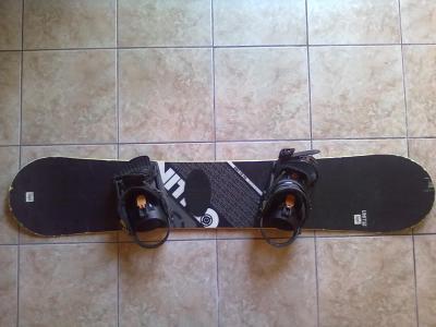 Snowboard Nitro 143 cm