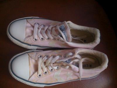 tenesi Converse roz